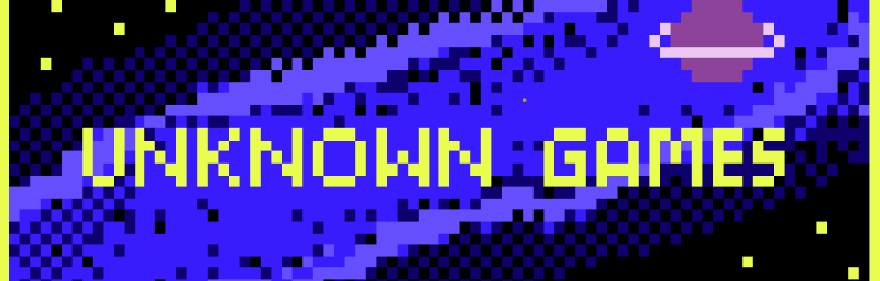 Unknown games